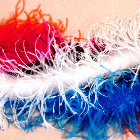 Боа из перьев страуса 2 м