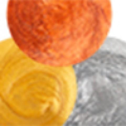 Золото #965, Серебро #966, Медь #964
