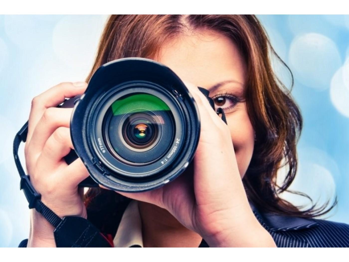 Требуется фотограф для предметной съемки