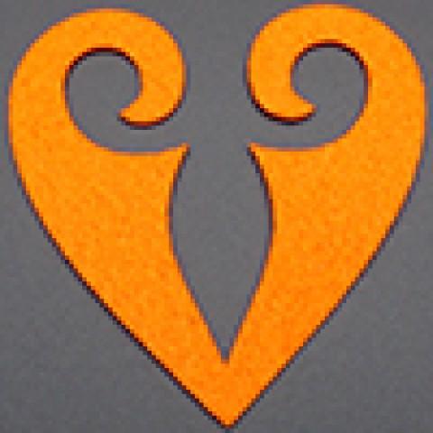 Основа #19 (оранжевая)