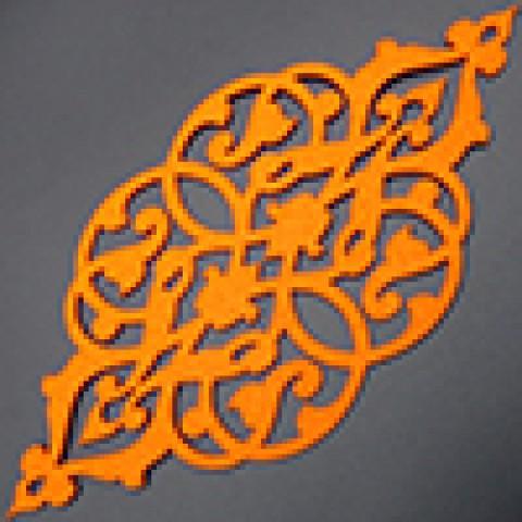 Основа #31 (оранжевая)