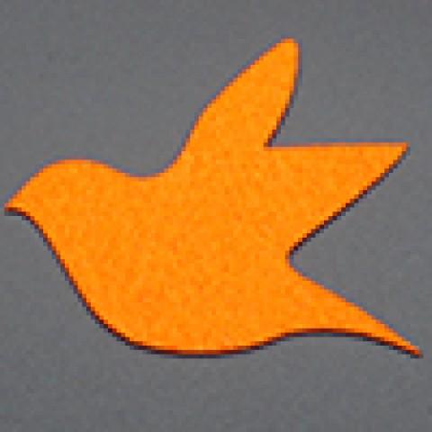 Основа #45 (оранжевая)