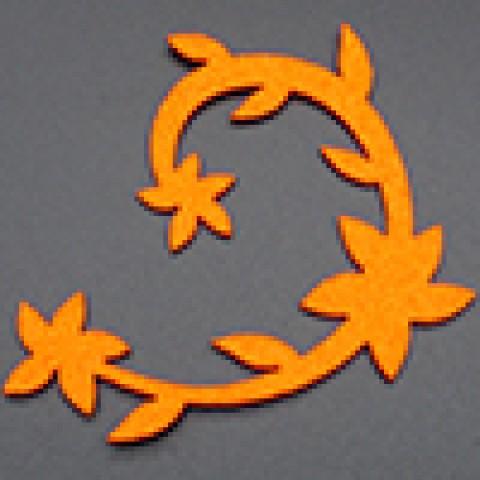 Основа #48 (оранжевая)