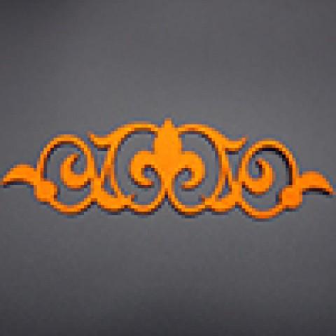 Основа #58 (оранжевая)