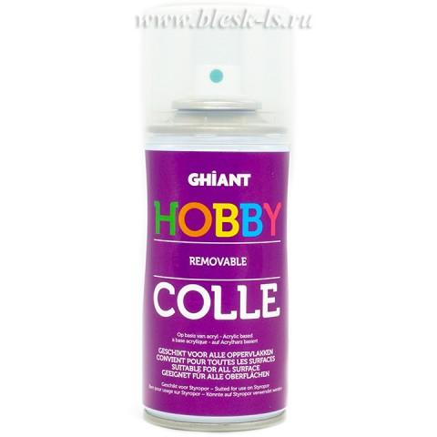 Клей Hobby Colle временной фиксации